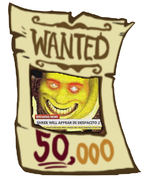 Your Very Own Wanted Poster